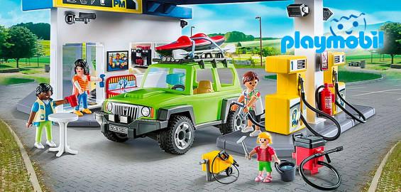Spiel & Spaß mit Playmobil